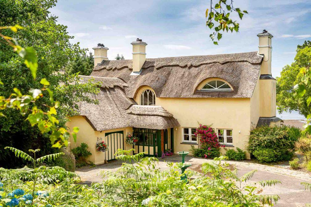 Sheen Falls Lodge - Little Hay Cottage © DR