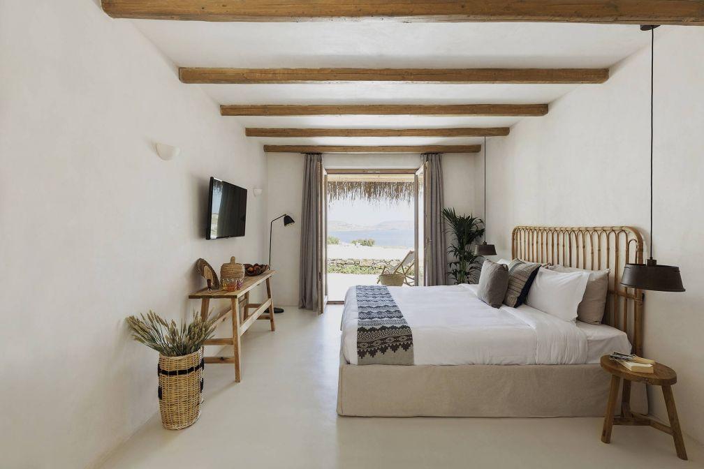 The Wild Hotel dispose de 40 suites et villas © Yiorgos Kordakis