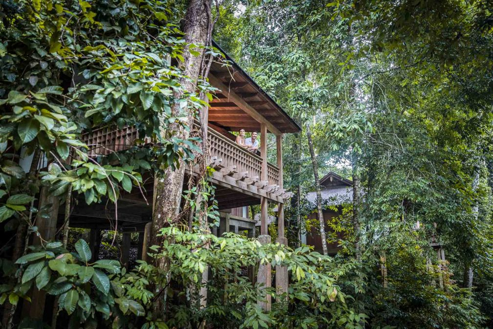 The Datai Langkawi - Rainforest Villa en pleine jungle © DR