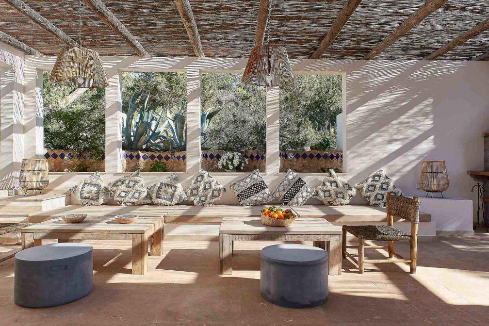 Villa Estrella, Ibiza © DR