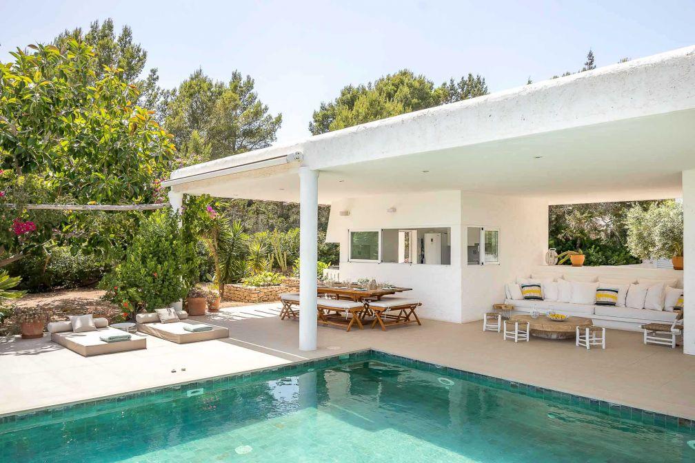 Villa Liete, Ibiza © DR