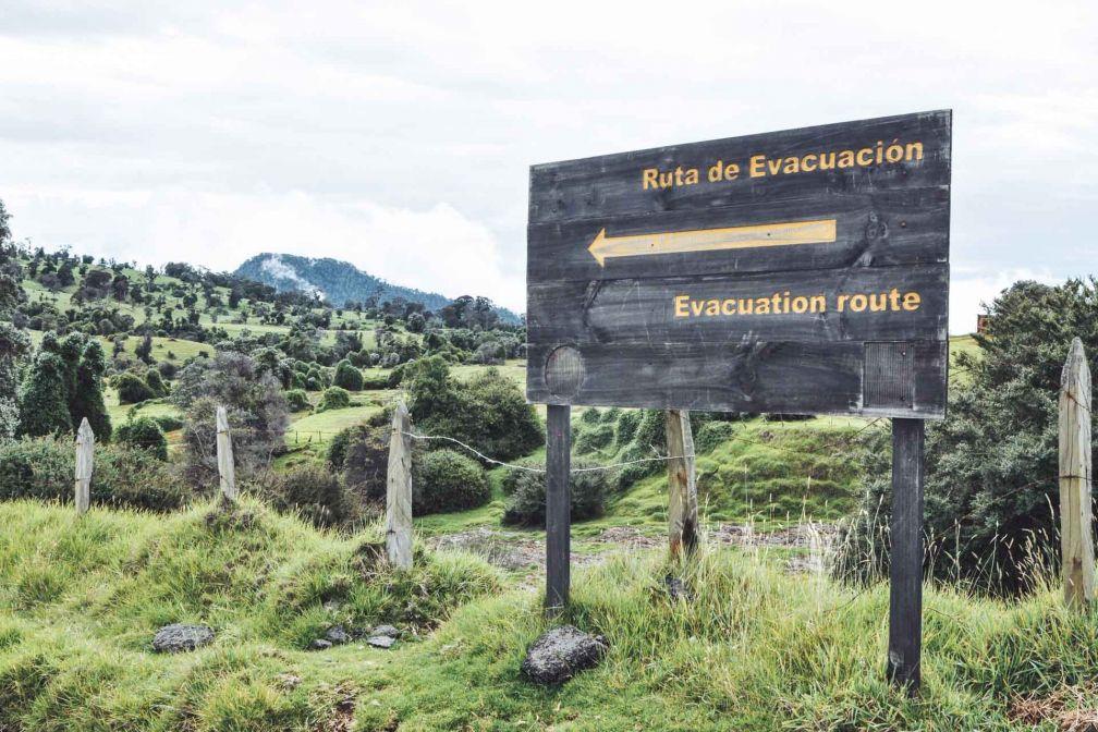 Dans les environs du volcan Turrialba © Constance Lugger