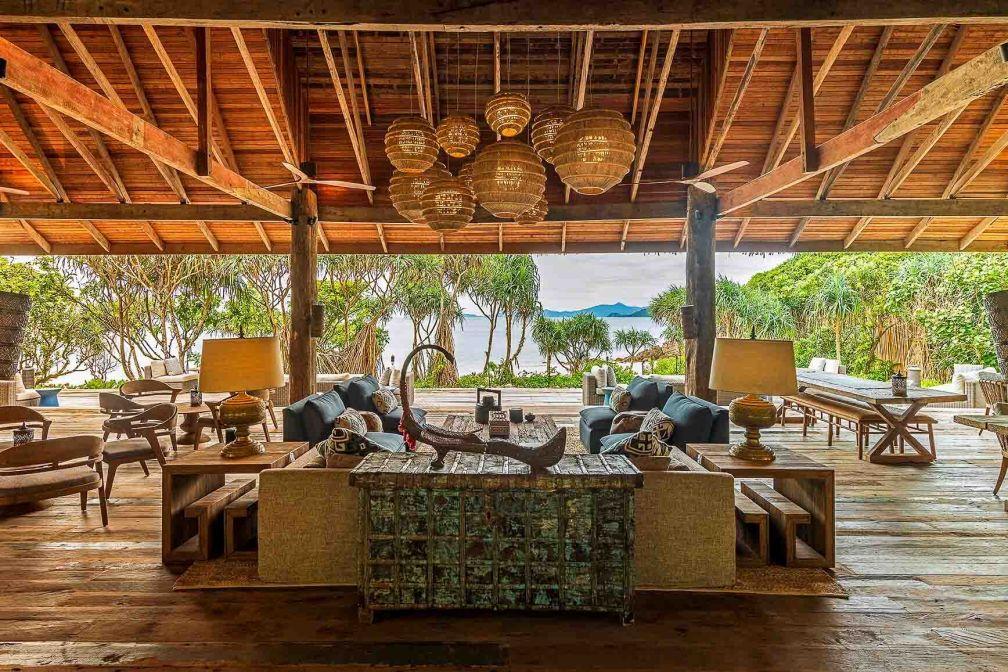 Wa Ale Island Resort, l'un des plus beaux hôtels du pays dans l'archipel des Îles Mergui © DR