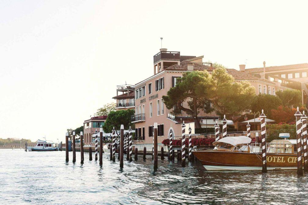 Le Belmond Hotel Cipriani, une légende absolue sur l'île de Giudecca à Venise © Belmond