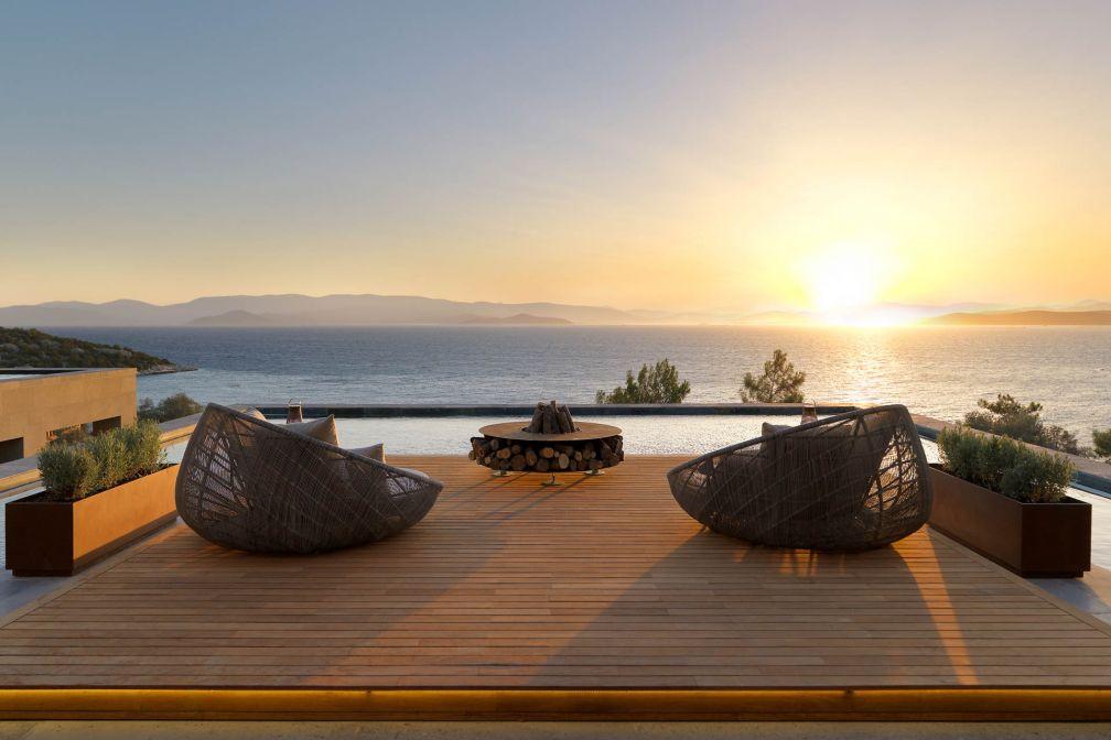 Bienvenue au Mandarin Oriental Bodrum, l'un des plus beaux hôtels de la station balnéaire turque © MO Hotels & Resorts