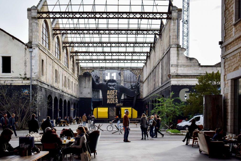 L'écosystème DARWIN, haut lieu du Bordeaux cool, branché et alternatif © YONDER.fr