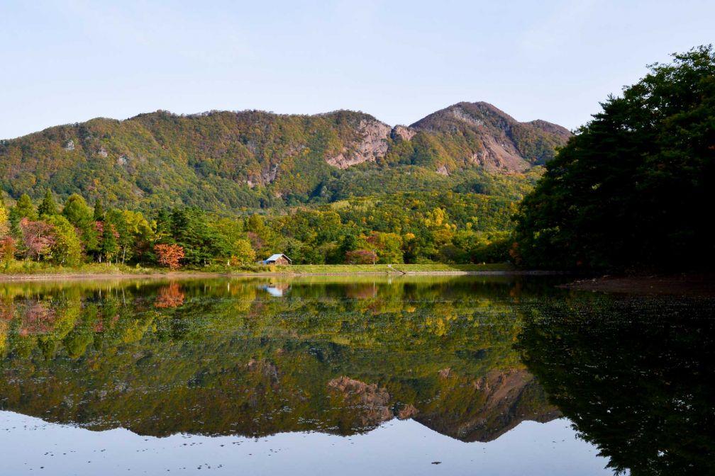 Les amoureux de la nature trouvent leur Éden à Tohoku. © Pierre Gunther