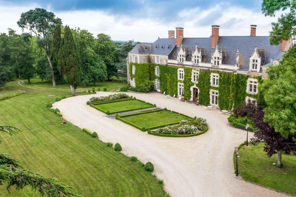 Le Château de l'Epinay, lieu du séjour boxe par Eluxtravel © Jean-François Dréan