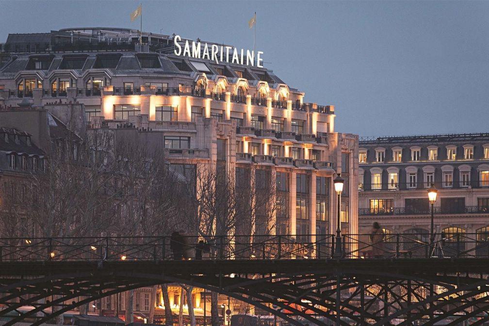 L'hôtel ultra luxe Cheval Blanc Paris (LVMH) accueillera une table gastronomique signée Arnaud Donckele © Cheval Blanc