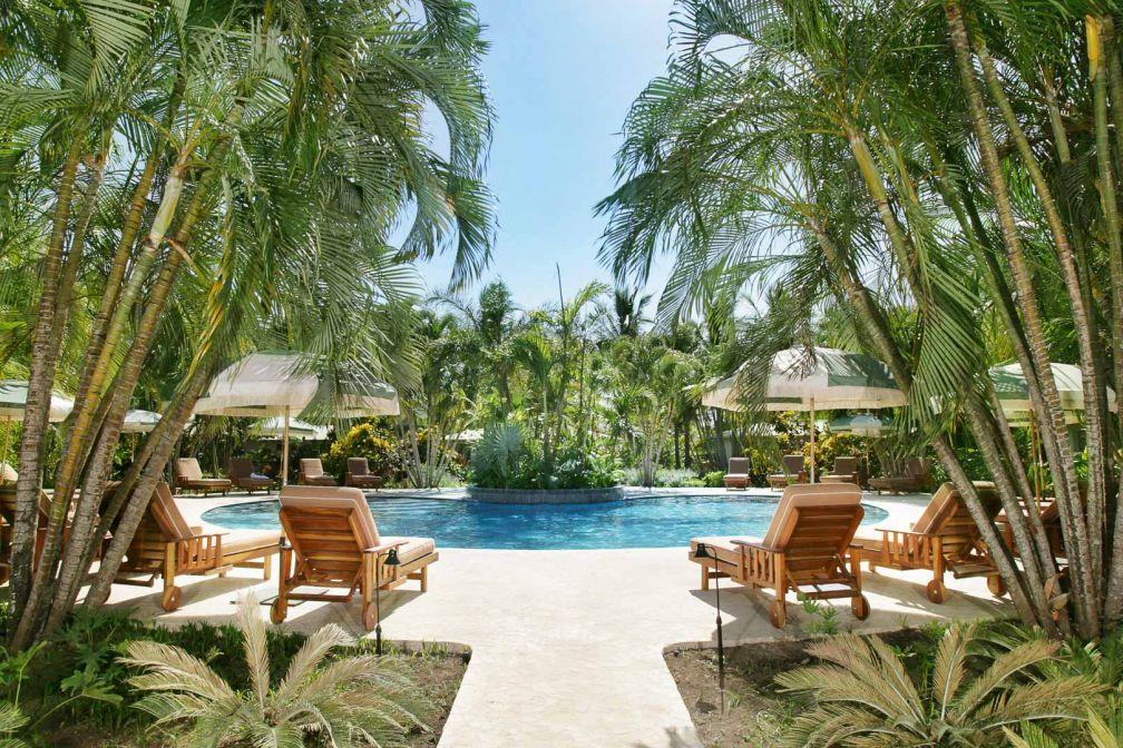 Autre adresse à la pointe du tourisme durable, The Harmony Hotel à Nosara © DR