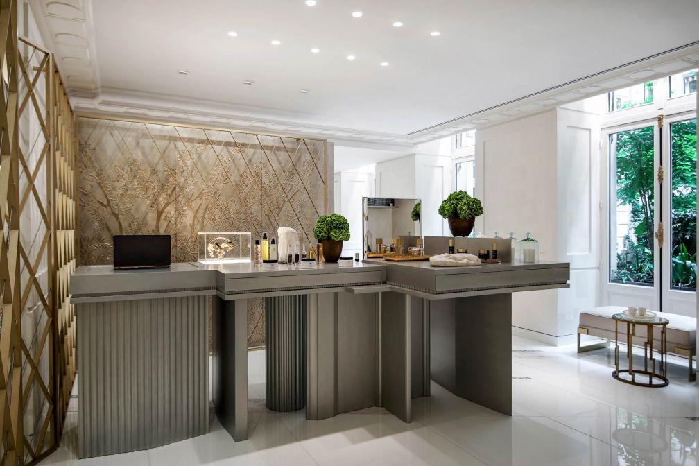 Le spa Sense du Crillon est le premier de l'histoire de l'établissement © Hôtel de Crillon