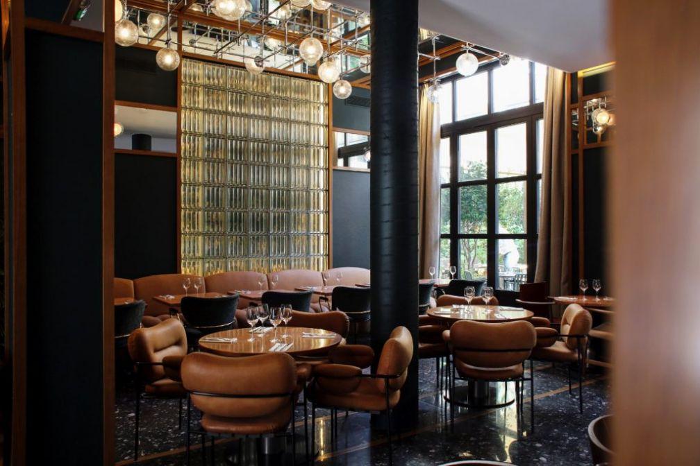 Le restaurant de l'hôtel Ballu dans le 9e arrondissement © DR