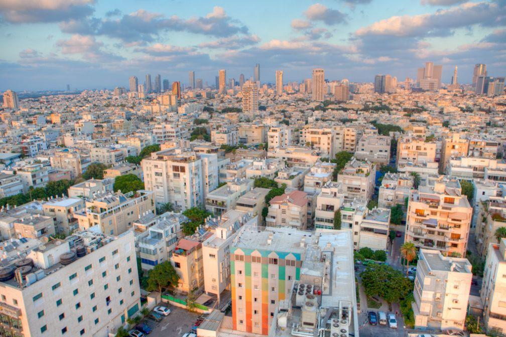 Vue panoramique de Tel Aviv  © CC Flickr ##Israel Tourism@@https://flic.kr/p/cKSP9U