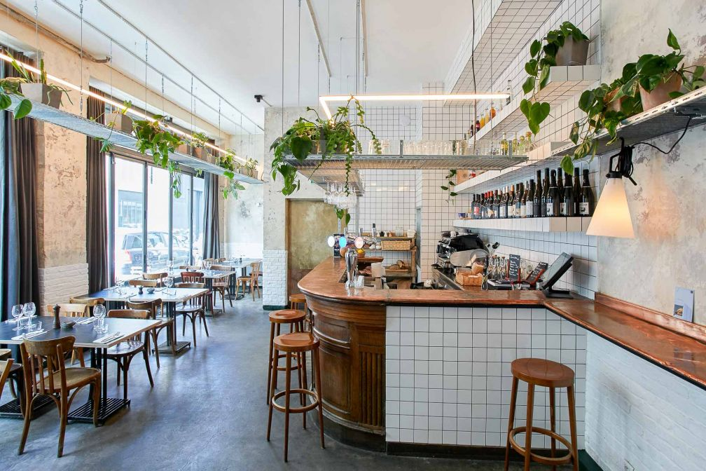 Au Badaboum (Paris 11ème), un changement d'équipe réussi pour le restaurant du club © Victoire Letarnec