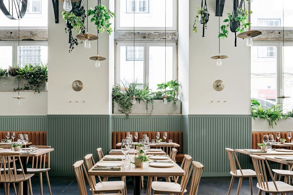 Restaurant PRADO à Lisbonne © DR