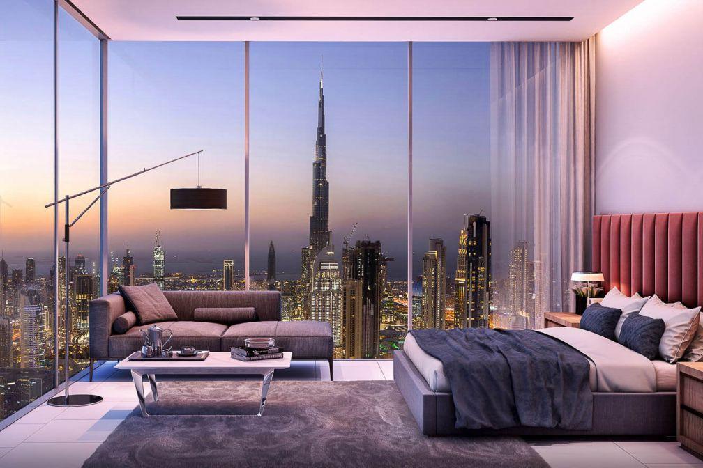 SLS Dubai Hotel & Residences © DR