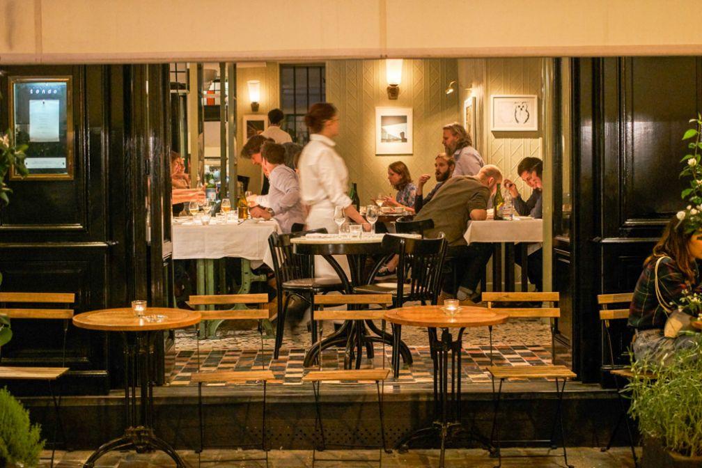 Le nouveau restaurant de Simone Tondo s'est installé dans le 12ème arrondissement, précisément là où La Gazzetta avait ouvert ses portes © TONDO