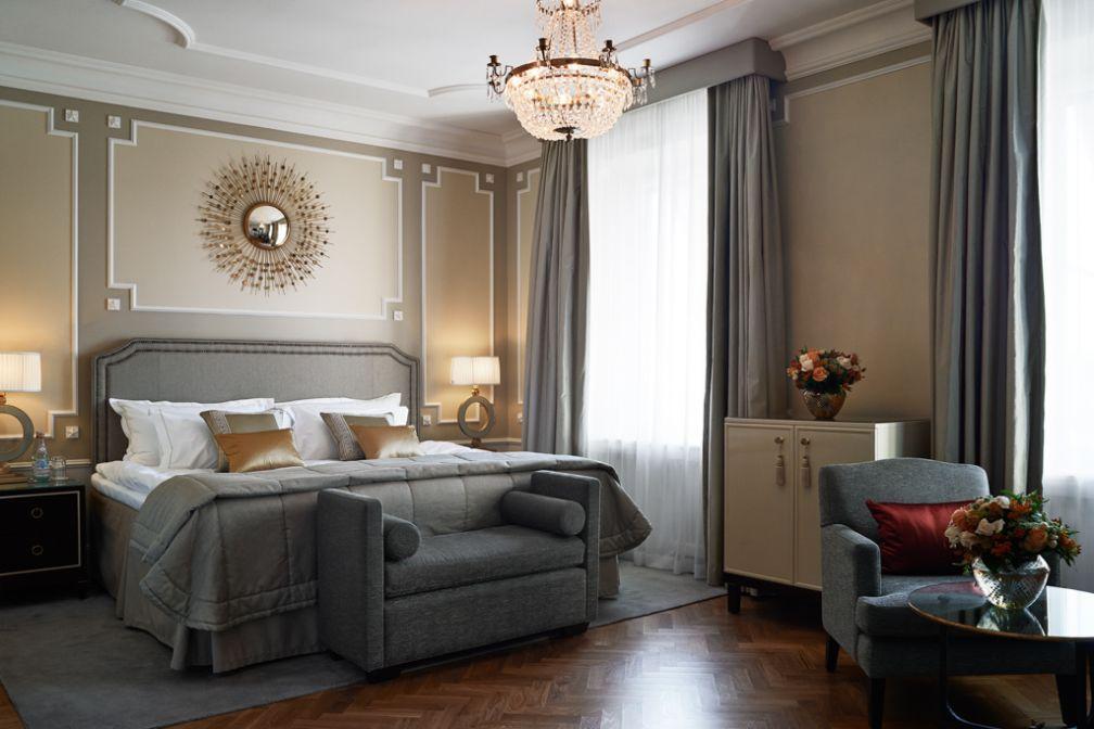 Une chambre Premium : le meilleur rapport qualité-prix du Grand Hôtel. | © Grand Hôtel Stockholm
