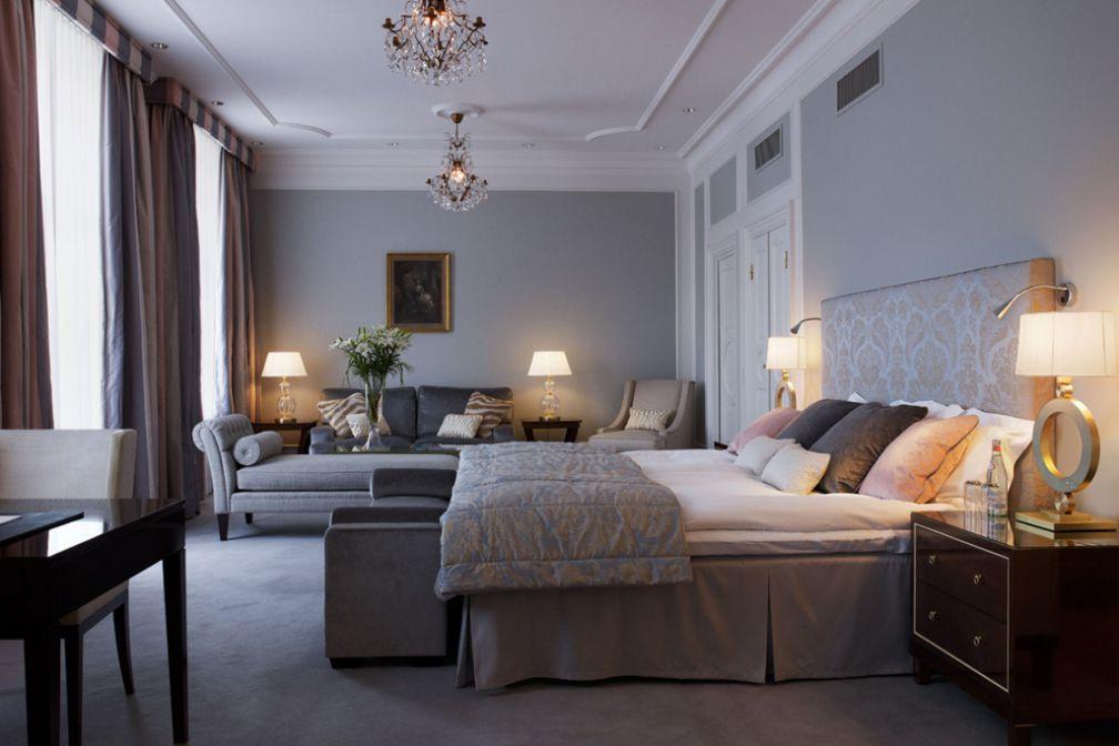Grand Hotel Stockholm Junior Suite