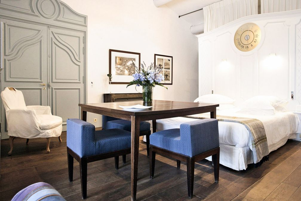 Confort 5 étoiles dans les chambres de Baumanière | © Baumanière