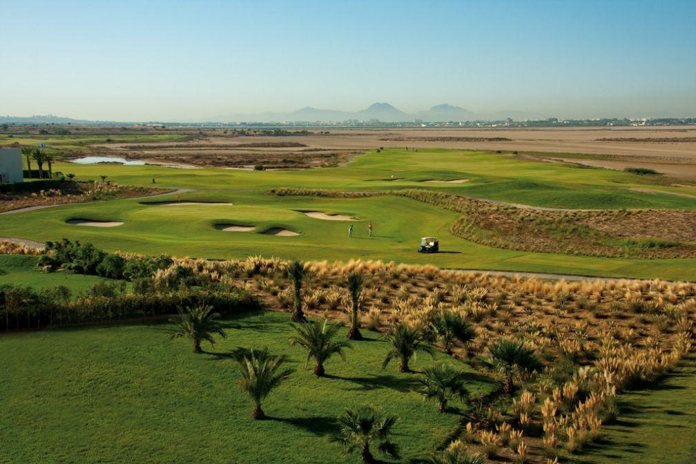 Le golf de l'hôtel est considéré comme l'un des plus beaux d'Afrique du Nord | © The Residence Tunis