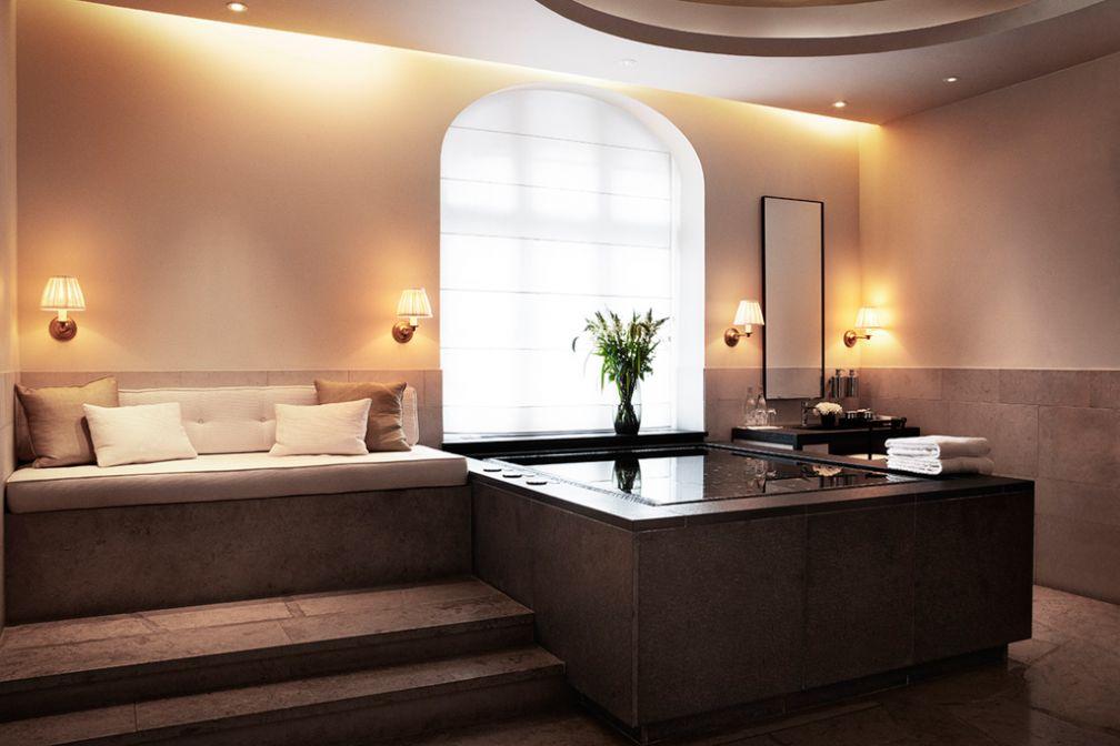A l'intérieur d'une Spa Suite | © Grand Hôtel Stockholm