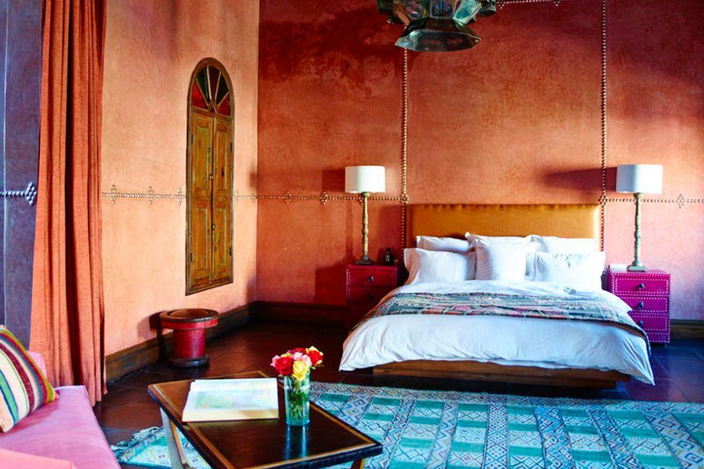 Marrakech en 5 riads nos meilleures adresses yonder - Chambre coloree ...