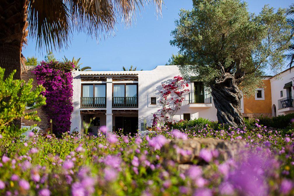 Cas Gasi, un boutique hotel chic dans un jardin luxuriant