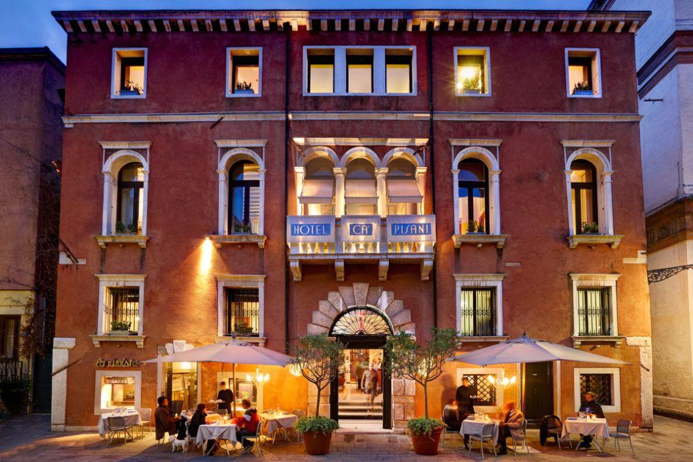 Façade de l'hôtel | © Ca' Pisani Hotel
