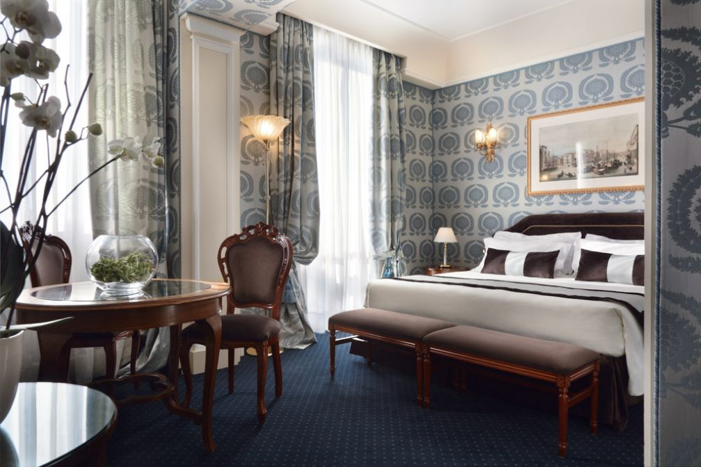 Chambre Deluxe | © Londra Palace