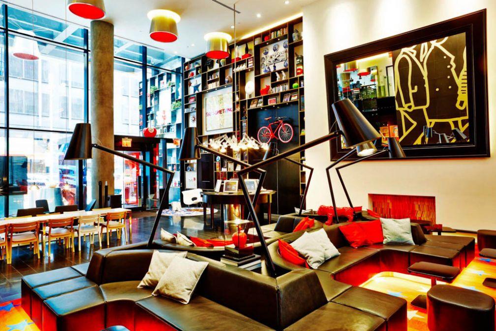 Cool, design et abordable, le citizenM New York fait sensation | YONDER