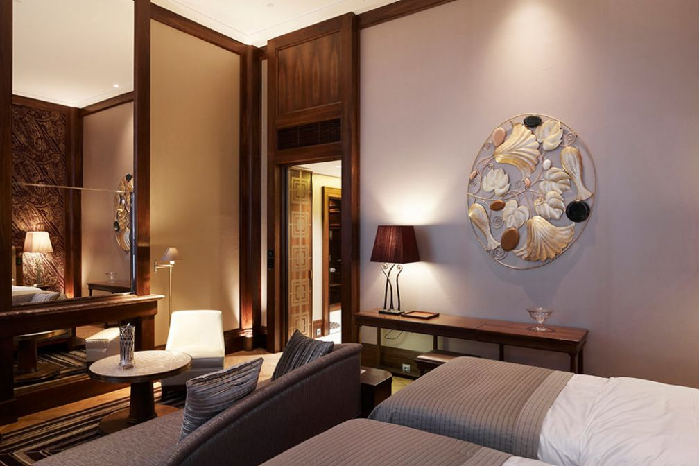 Chambre Park Deluxe View Twin | © Hyatt Hotels and Resorts