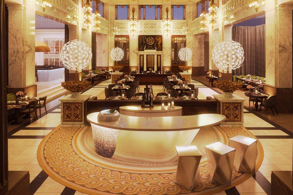 Restaurant The Bank   © Hyatt Hotels and Resorts