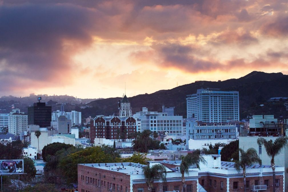 Le Mama Shelter enfin installé au coeur de la Cité des Anges promet un lieu en accord avec Hollywood : urbain, électrique et 24/7