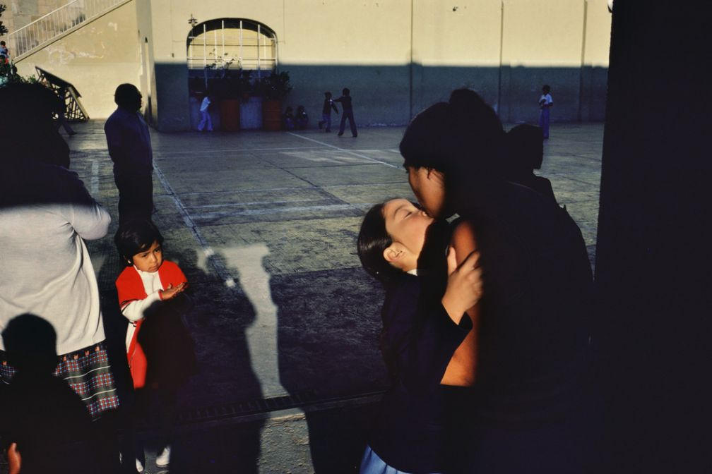Oaxaca. 1982.  © Alex Webb / Magnum Photos