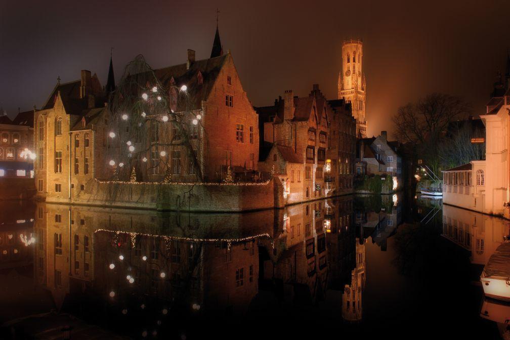 Bruges, une ville au charme mystérieux à (re)découvrir en toute saison © Toerisme Brugge