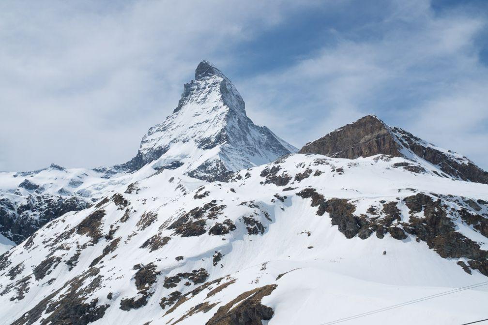 Le Cervin (Matterhorn) vu de Schwarzsee. @ Yonder.fr