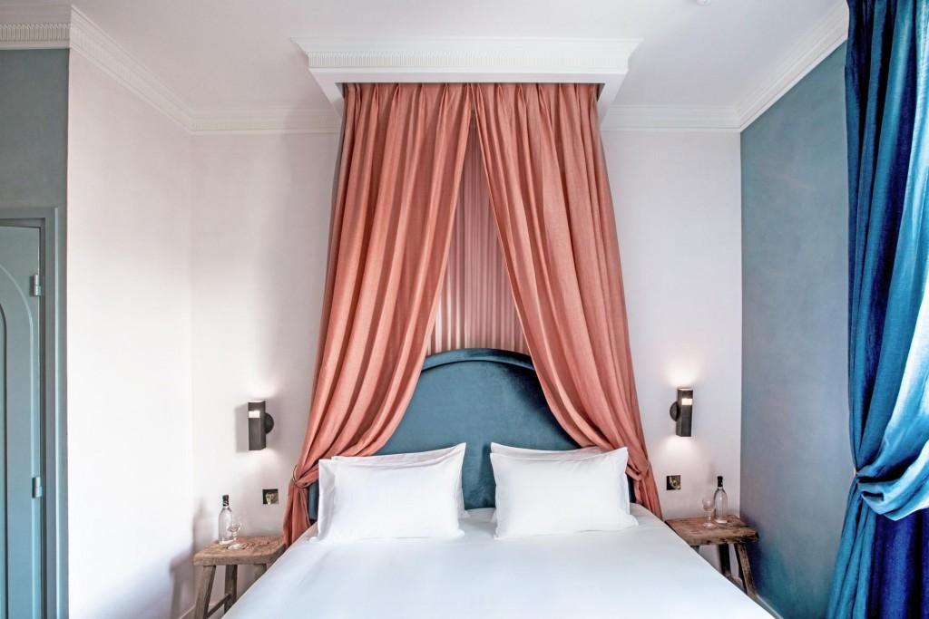 Seconde adresse hôtelière au cœur de Paris pour de l'Experimental Group. Après le très encourageant Grand Pigalle Hôtel, l'équipe spécialiste du chic cool ouvre un boutique-hôtel ambitieux et enthousiasmant. Visite guidée.