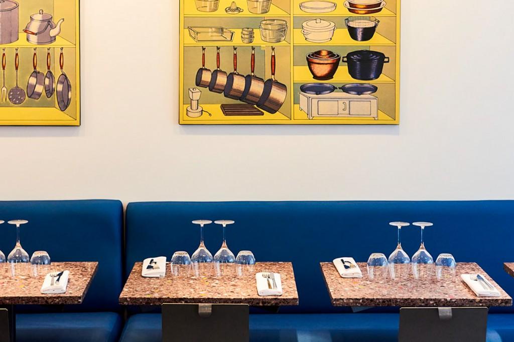 Début juillet, William Ledeuil (Ze Kitchen Galerie) ouvrait Kitchen Ter(re), son troisième restaurant parisien, du côté du Boulevard Saint-Germain. Une adresse dédiée aux pâtes, revue et corrigée par ses soins, que nous avons testée pour vous.