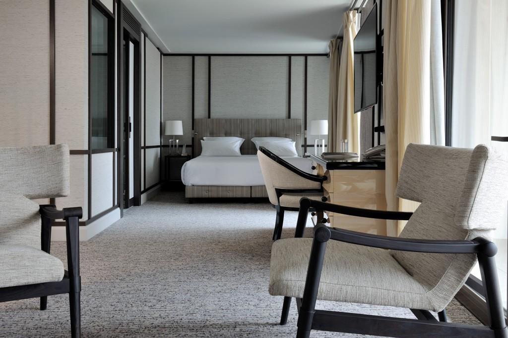 C'est l'une des ouvertures d'hôtel les plus attendues de l'année en France. Villa Maïa, perché sur la colline de Fourvière à Lyon, vient d'ouvrir ses portes. Ce qu'il faut en retenir et les premières images sont à retrouver ici.