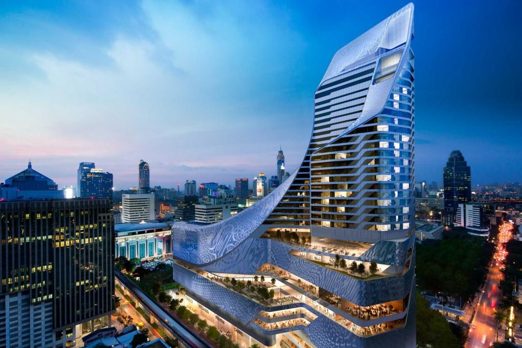 C'était l'une des ouvertures d'hôtel les plus attendues dans le monde en 2017. Le Park Hyatt Bangkok, première incursion de l'enseigne en Thaïlande, est désormais disponible pour vos séjours dans la capitale thaïlandaise.