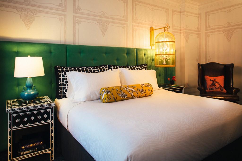 Kimpton ouvre une nouvelle adresse styl e pittsburgh en for Hotel monaco decor