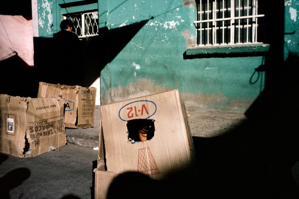 Nous inaugurons cette rubrique consacrée à la photographie par une interview d'Alex Webb, photographe de l'agence Magnum, qui a récemment publié <i>La Calle</i>, aboutissement de 30 ans de photographie au Mexique.