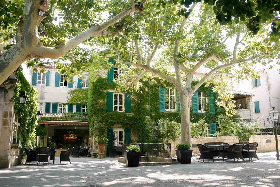 Le Prieuré, une adresse 5-étoiles à Avignon © Baumanière