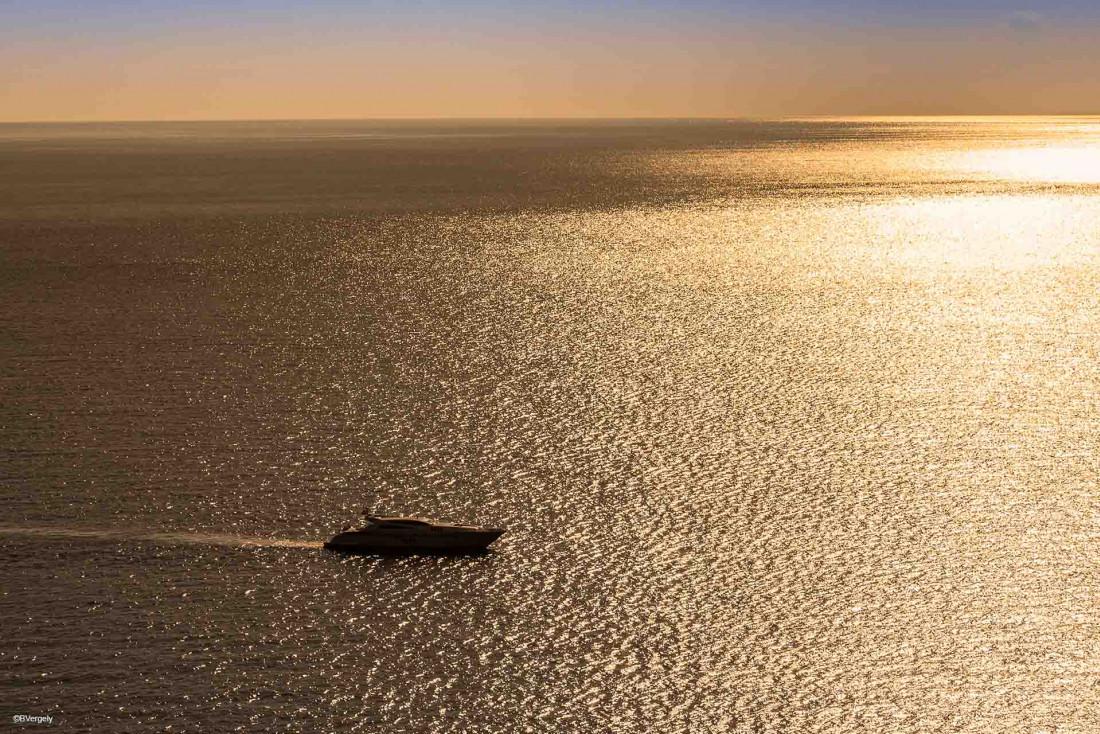 La Méditerranée est toujours à portée de main © B. Vergely