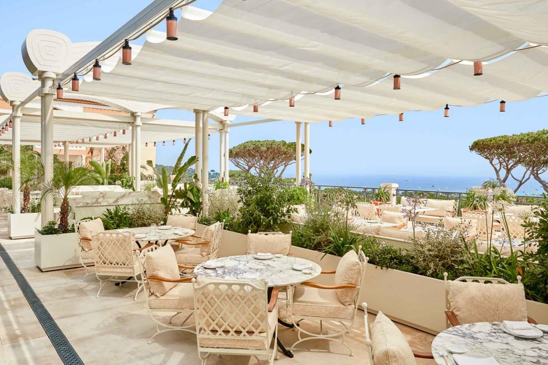Matsuhisa Saint-Tropez, un restaurant signé du légendaire chef Nobu au Château de la Messardière © Airelles Collection