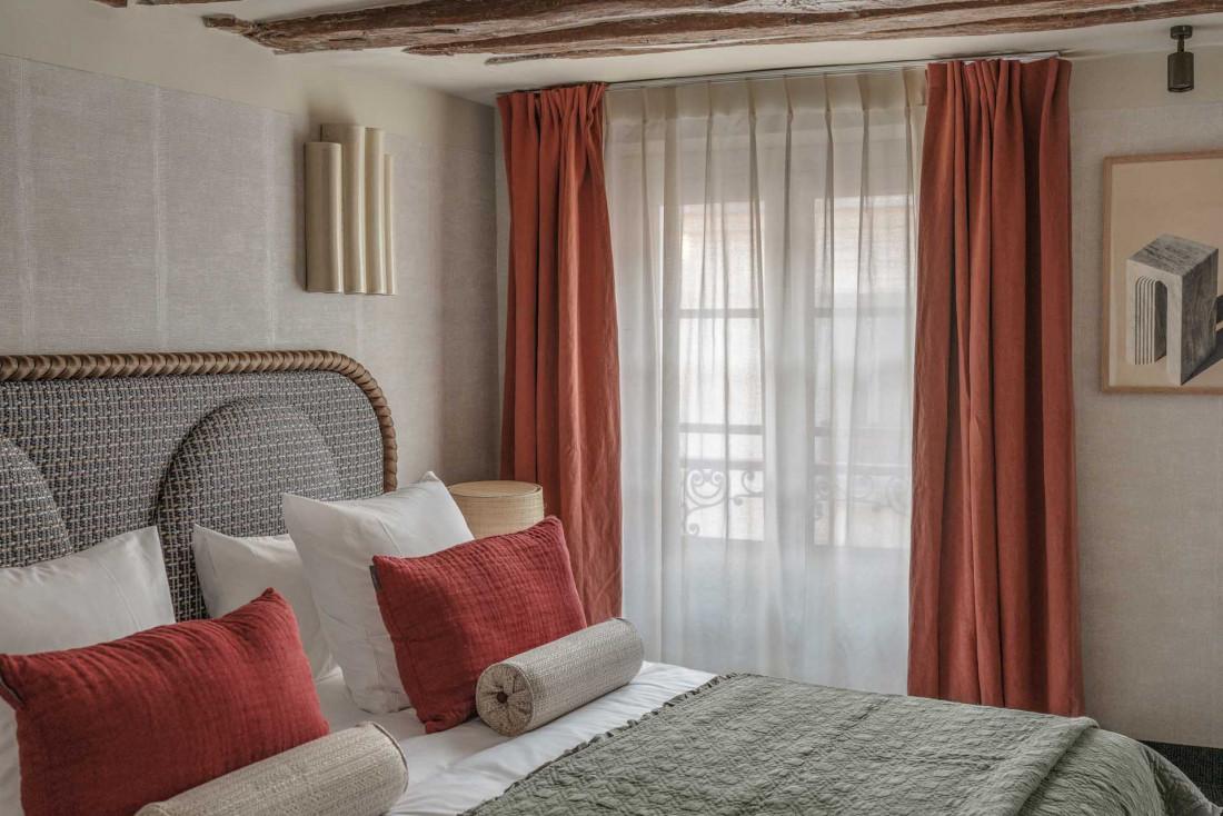L'Hôtel Sookie vient d'ouvrir ses portes dans le Haut-Marais à Paris © Nicolas Anetson