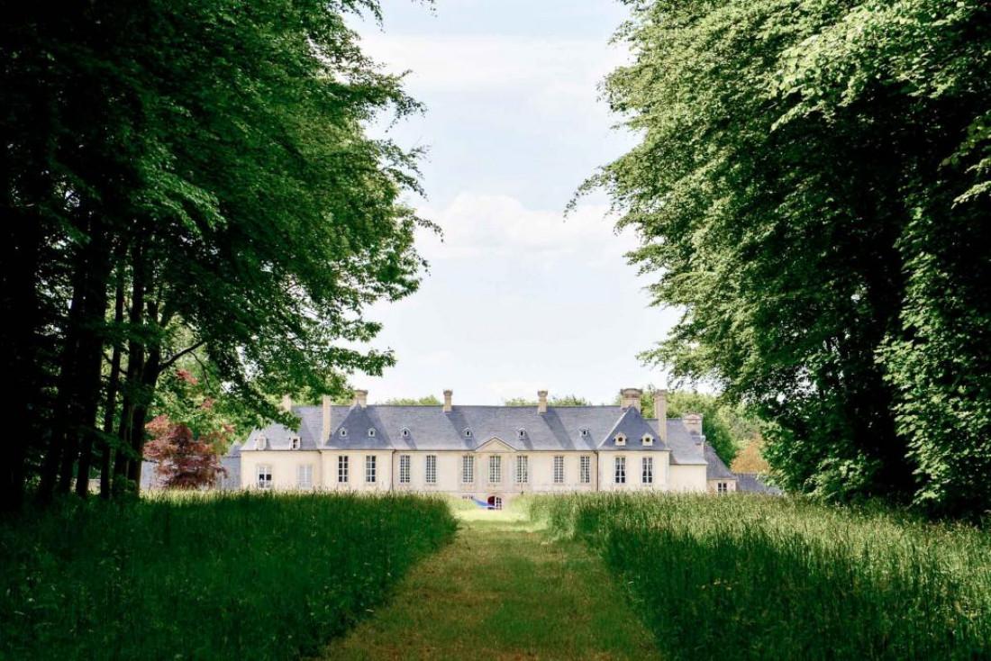 Château d'Audrieu, un hôtel 5-étoiles estampillé Relais & Châteaux dans la région des Plages du Débarquement © EL | YONDER.fr