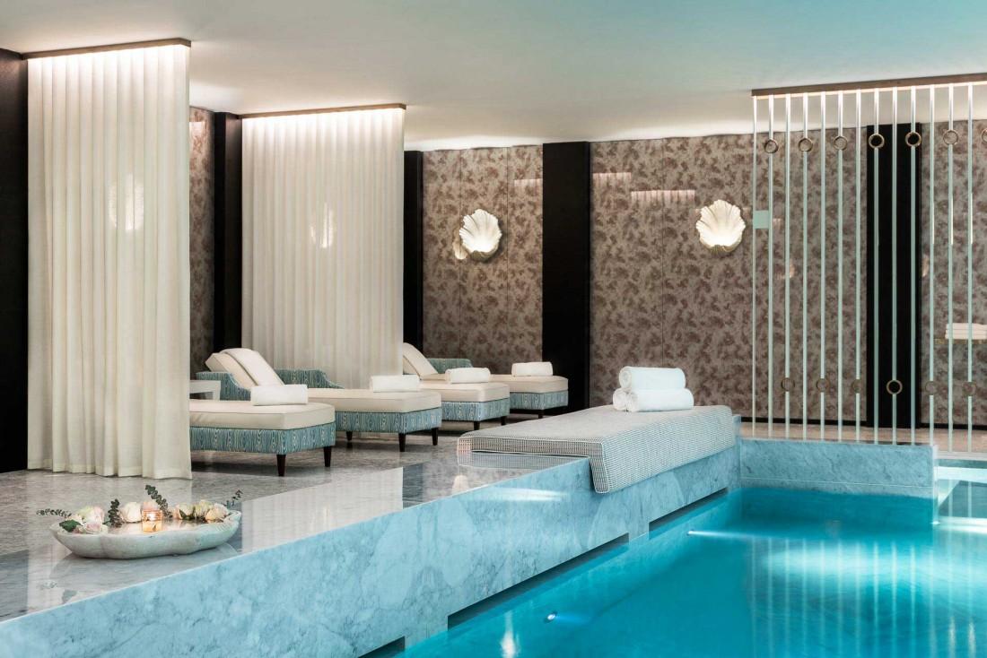 L'une des plus belles piscines de Porto ? Direction le Maison Albar Hotels Le Monumental Palace © Maison Albar Hotels