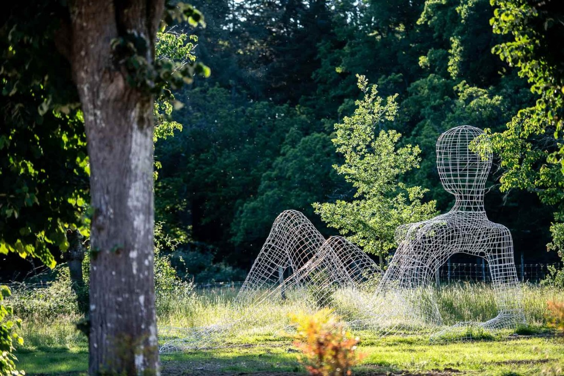 Immersion dans la nature au Loire Valley Lodges près de Tours © Anne Emmanuelle Thion